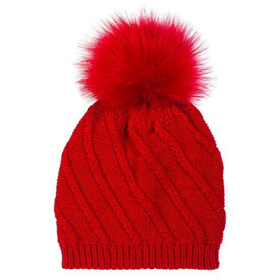 Шапка Chicco Janice Red, арт. 090.04974.075, цвет Красный