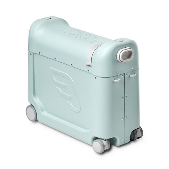 Чемодан-кроватка для путешествий JetKids Bedbox™ by Stokke, арт. 5345, цвет Green Aurora