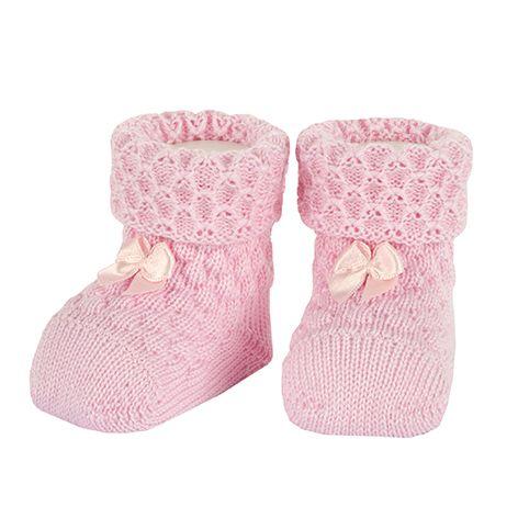 Носки-пинетки Chicco Gentle hug, арт. 090.01591.011, цвет Розовый