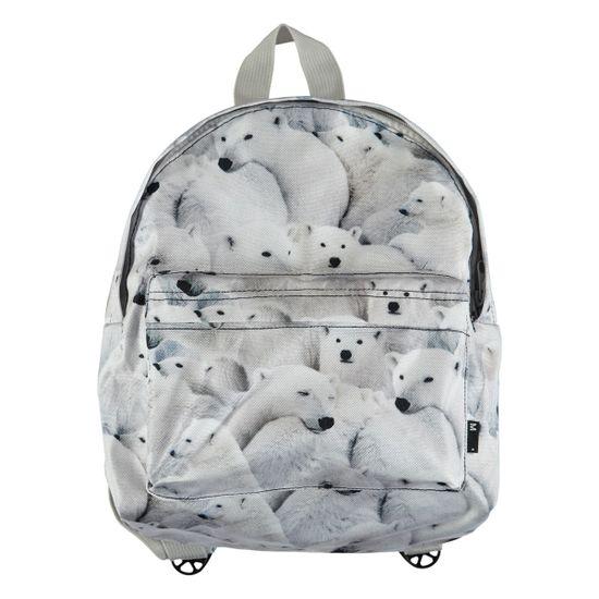 Рюкзак Molo Backpack Polar Bear, арт. 7W18V202.4169, цвет Серый