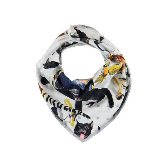 Слюнявчик Molo Nick No Gravity, арт. 7W19T102.4883, цвет Серый