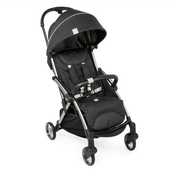 Прогулочная коляска Chicco Goody, арт. 79861, цвет Черный