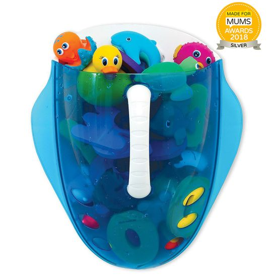 """Контейнер для игрушек Munchkin """"Bath Toy Scoop"""", арт. 011338"""