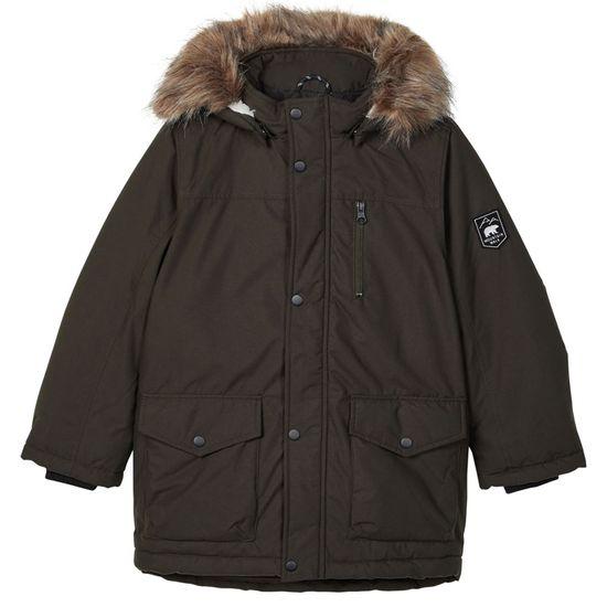 Куртка Name it Ulvar, арт. 203.13178866.ROSI, цвет Оливковый