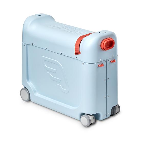 Чемодан-кроватка для путешествий JetKids Bedbox™ by Stokke, арт. 5345, цвет Blue Sky