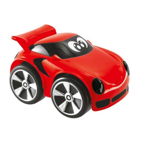 Машинка Chicco инерционная Redy, Mini Turbo Touch, арт. 09359.00, цвет Красный