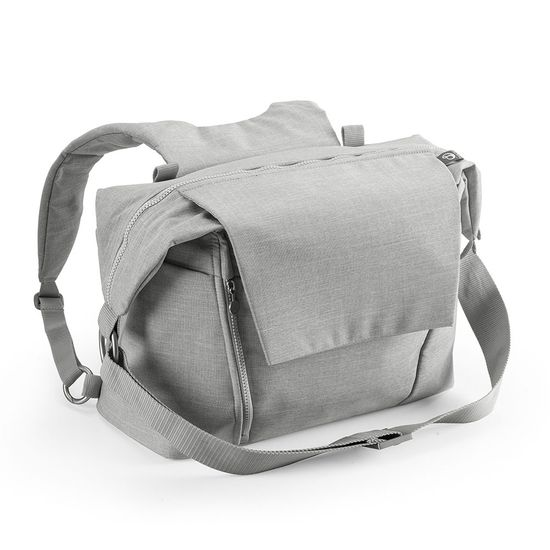 Сумка-рюкзак для родителей Stokke, арт. 4571, цвет Grey Melange