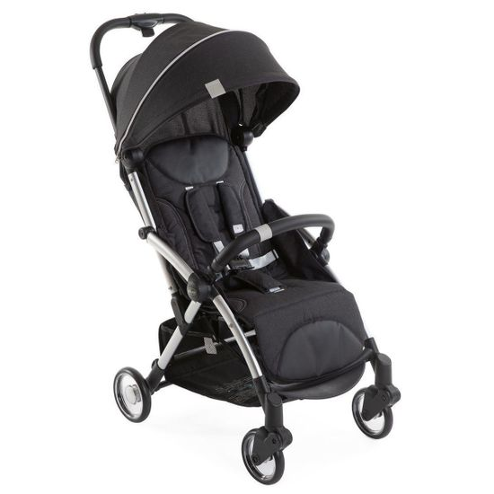 Прогулочная коляска Chicco Goody Plus, арт. 79877, цвет Черный