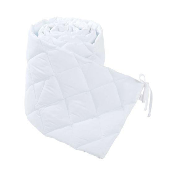 Защитный бортик для кроватки Tweeto, арт. T8, цвет Белый