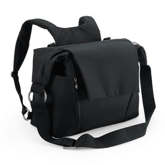 Сумка-рюкзак для родителей Stokke, арт. 4571, цвет Черный