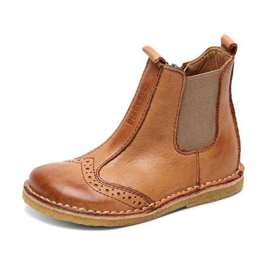 Ботинки Bisgaard Christin, арт. 50203.117, цвет Бежевый