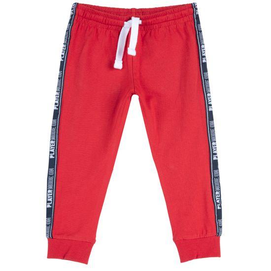 Брюки спортивные Chicco Player mood red, арт. 090.08387.071, цвет Красный