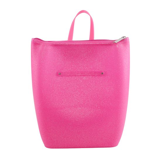 Рюкзак силиконовый Tinto ZIPLINE, арт. ZP11, цвет Розовый