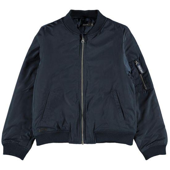Куртка Name it Alberto, арт. 211.13186978.DSAP, цвет Синий