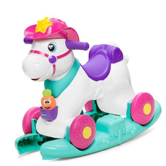 Игрушка для катания Chicco Miss Baby Rodeo, арт. 07907.10