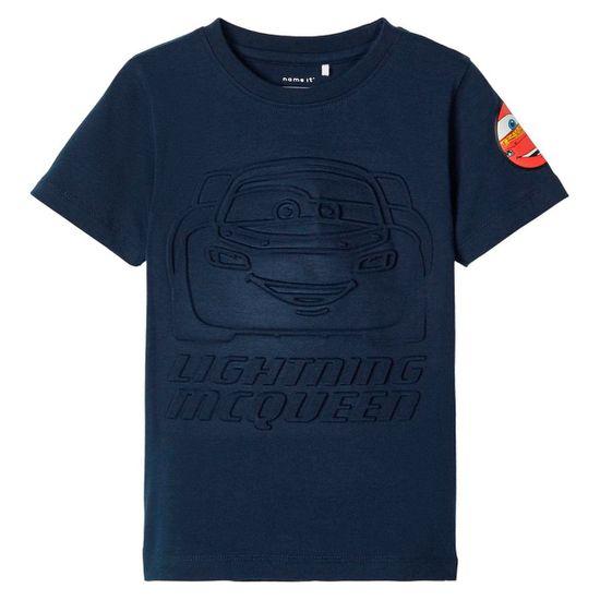 Футболка Name it McQueen, арт. 201.13176713.DSAP, цвет Синий