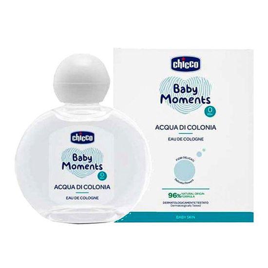 Одеколон детский Chicco Baby Moments, 100 мл, арт. 10598.00