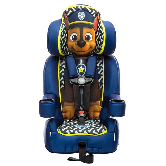 Автокресло KidsEmbrace Nickelodeon Paw Patrol Chase, группа 1/2/3, арт. 3001CHSUKR, цвет Синий