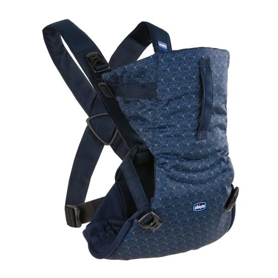 Нагрудная сумка Chicco EasyFit, арт. 79154, цвет Синий
