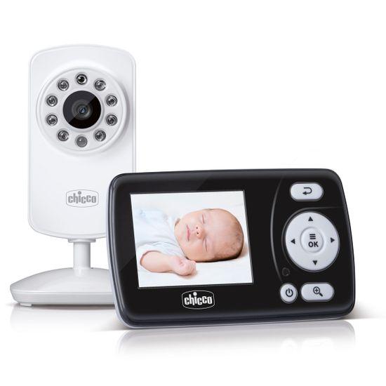 Цифровая видеоняня Chicco Video Baby Monitor Smart, арт. 10159.00