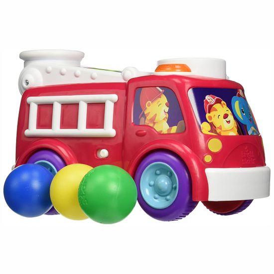 "Игрушка музыкальная Bright Starts ""Roll & Pop Fire Truck"", арт. 52137"