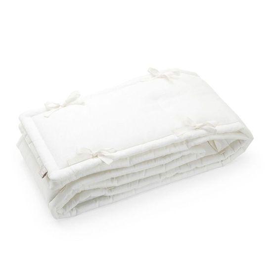 Защита (бампер) для кроватки Stokke Home™, арт. 4084, цвет Белый