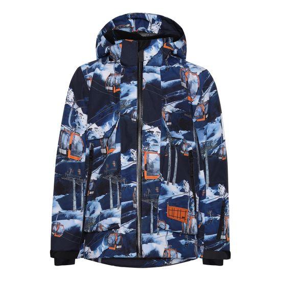 Термокуртка горнолыжная Molo Alpine Way Up, арт. 5W21M307.6356, цвет Синий