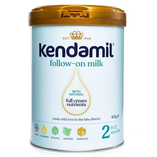 Сухая молочная смесь Kendamil Classic 2, 6-12 мес., 900 г, арт. 77000195