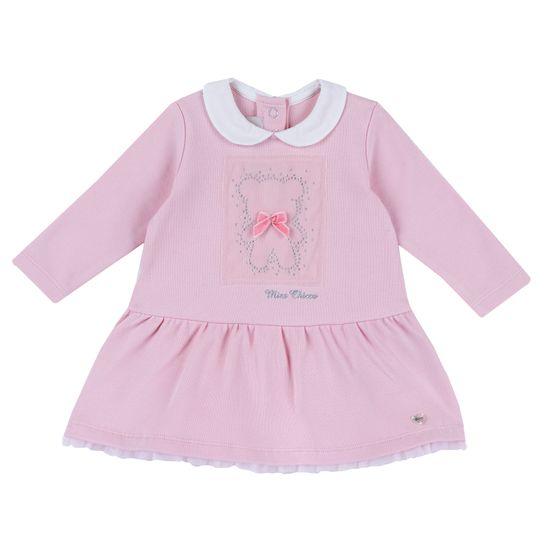 Платье Chicco Stacy, арт. 090.37721.010, цвет Розовый