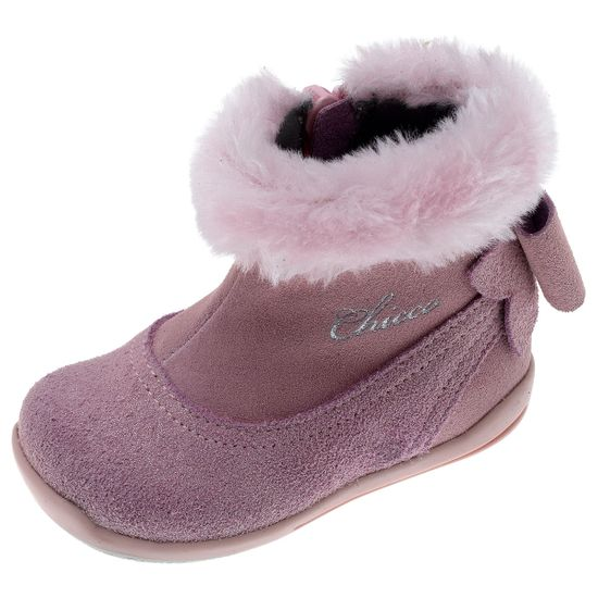 Ботинки Chicco Guelinda pink, арт. 010.62551.100, цвет Розовый