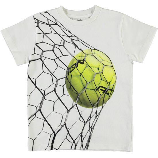 Футболка Molo Road Action, арт. 1S21A218.7403, цвет Серый