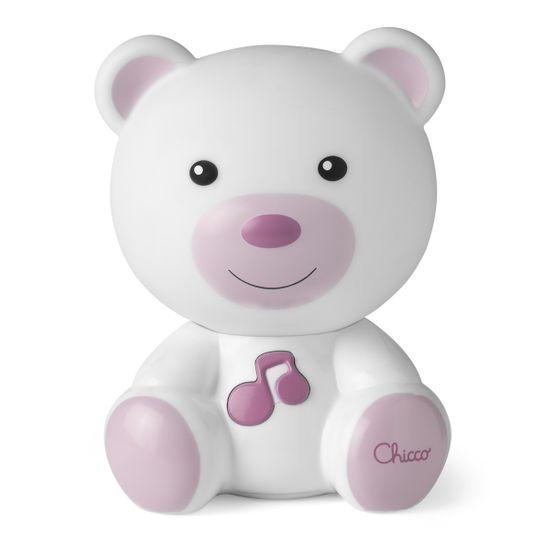 """Игрушка-ночник Chicco """"Dreamlight"""", арт. 09830, цвет Розовый"""