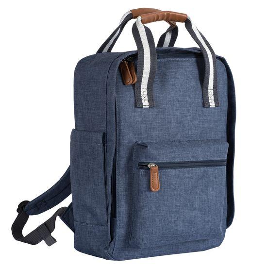 Сумка-рюкзак для мам Chicco Blue, арт. 090.46274.085, цвет Синий