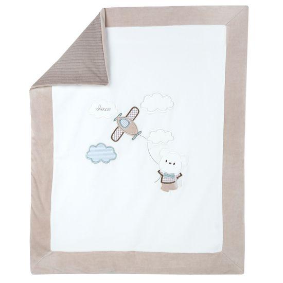 Одеяло Chicco Bear pilot, арт. 090.05194.030, цвет Бежевый