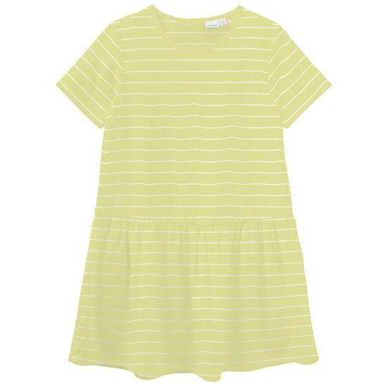 Платье Name it Laura, арт. 211.13189337.YPEA, цвет Желтый