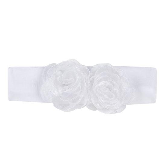 Повязка на голову Chicco White roses , арт. 090.04853.033, цвет Белый