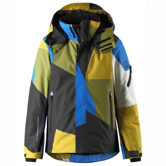 Термокуртка горнолыжная Reima Wheeler Olive, арт. 531413B-8601, цвет Оливковый