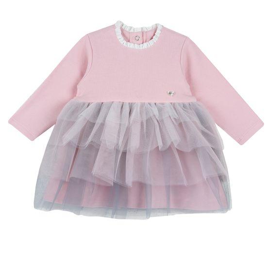 Платье Chicco Janet, арт. 090.37705.010, цвет Розовый