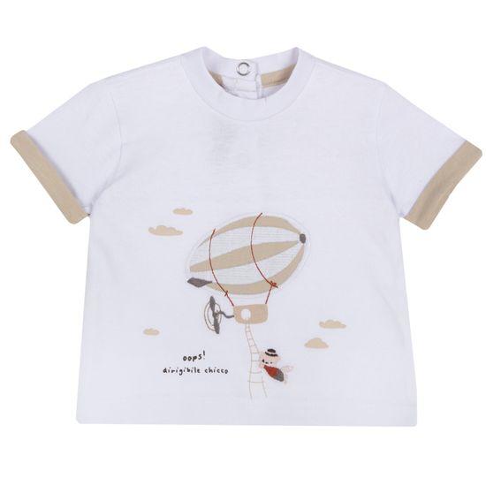 Футболка Chicco Airship , арт. 090.67177.033, цвет Белый