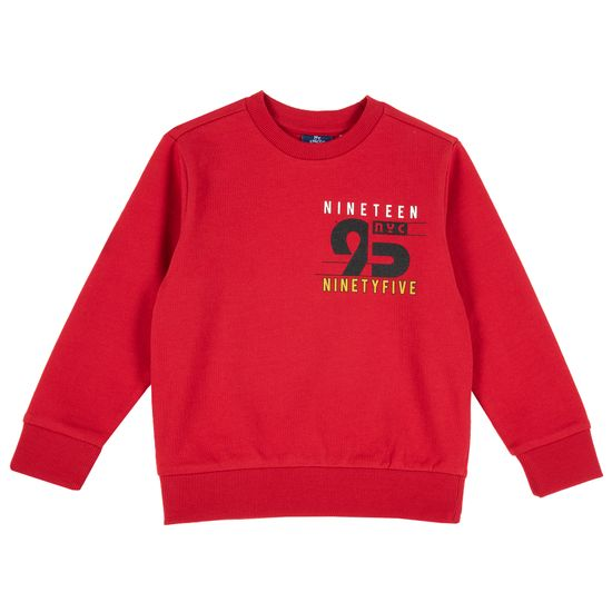 Джемпер Chicco Nineteen red, арт. 090.69449.071, цвет Красный