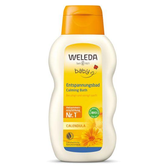 Средство для купания Weleda с экстрактами лекарственных трав, 200 мл, арт. 007529DE