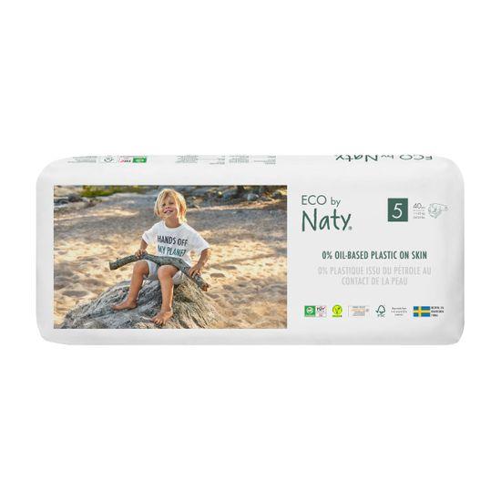 Подгузники Naty, размер 5, 11-26 кг, 40 шт, арт. 178457