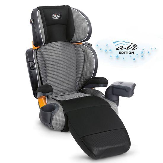Автокресло Chicco KidFit Zip Air Plus, группа 2/3, арт. 79681, цвет Серый