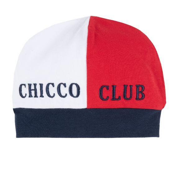 Шапка Chicco Club, арт. 090.04846.075, цвет Красный