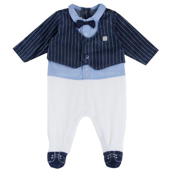 Комбинезон Chicco Little Prince, арт. 090.02142.038, цвет Синий