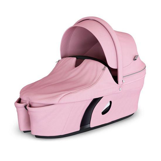 Люлька для коляски Stokke Xplory, арт. 5023, цвет Lotus Pink