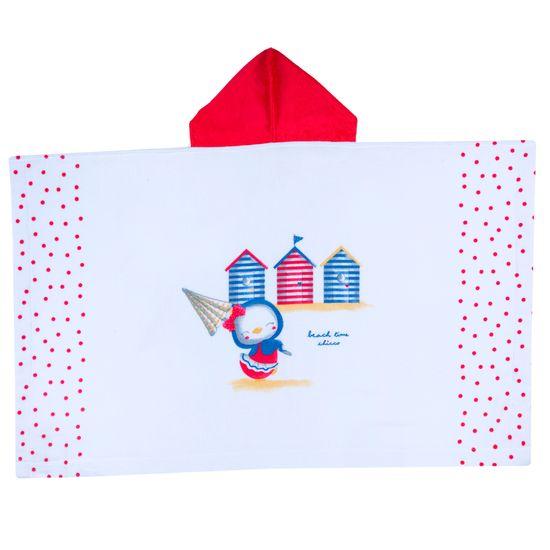 Полотенце Chicco Promenade, арт. 090.40978.075, цвет Красный