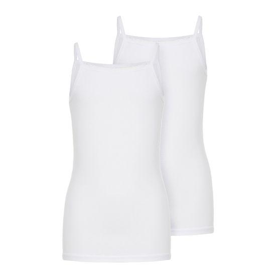Майка (2 шт) Name it White, арт. 193.13163590.BWHI, цвет Белый