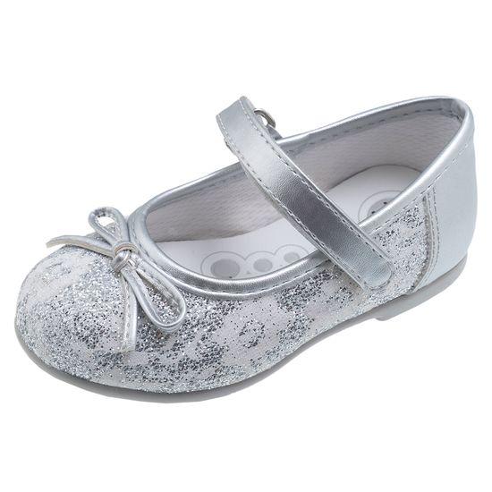 Туфли Chicco Cary silver, арт. 010.65496.020, цвет Серый