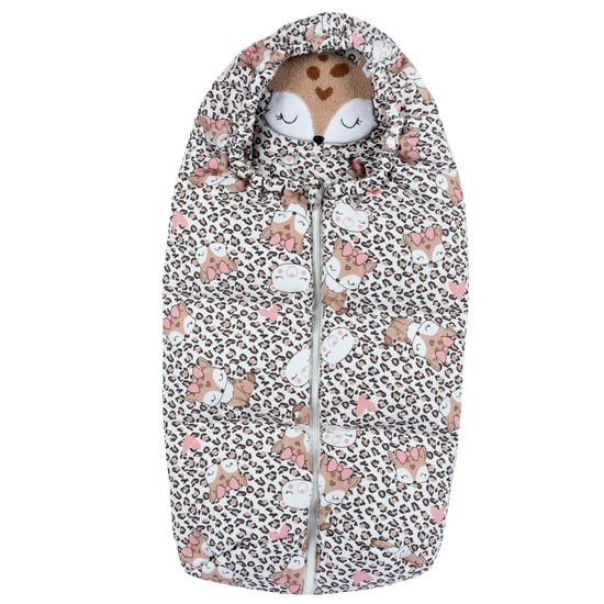 Конверт Chicco Cute fox, арт. 090.27074.030, цвет Бежевый